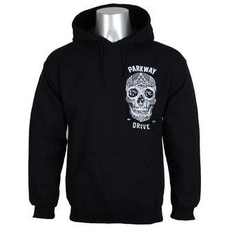 Herren Hoodie Parkway Drive - Skull - KINGS ROAD, KINGS ROAD, Parkway Drive