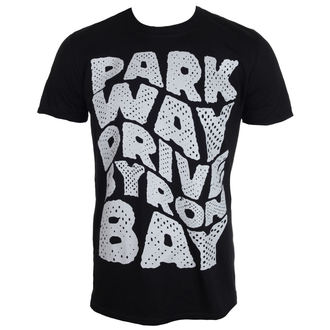 Herren T-Shirt Metal Parkway Drive - Warped - KINGS ROAD, KINGS ROAD, Parkway Drive