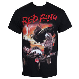 Herren T-Shirt Metal Red Fang - Sloth - KINGS ROAD, KINGS ROAD, Red Fang