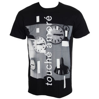 Herren T-Shirt Metal Touche Amore - Clocks - KINGS ROAD, KINGS ROAD, Touche Amore