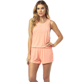 Overall FOX - Refraction Romper - Merlot, FOX