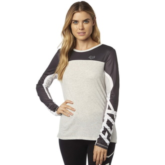 Damen Longsleeve Street - Comparted - FOX, FOX