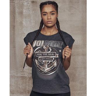 Damen T-Shirt Metal Volbeat - Seal The Deal - - MC009