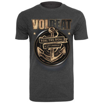 Herren T-Shirt Metal Volbeat - Seal The Deal -, Volbeat