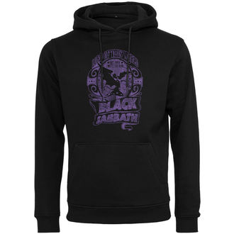 Herren Hoodie Black Sabbath - LOTW -, URBAN CLASSICS, Black Sabbath