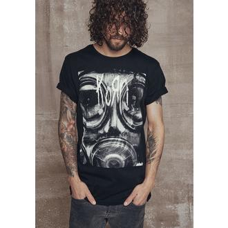 Herren T-Shirt Metal Korn - Asthma -, NNM, Korn