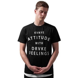 Herren T-Shirt Metal Attitude ans Feelings, URBAN CLASSICS