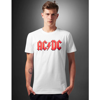 Herren T-Shirt Metal AC-DC - Logo -, URBAN CLASSICS, AC-DC