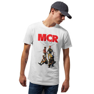 Herren T-Shirt Metal My Chemical Romance - Killjoys Pinup -, URBAN CLASSICS, My Chemical Romance