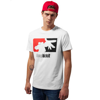 Herren T-Shirt Metal Limp Bizkit - Big Logo -, NNM, Limp Bizkit