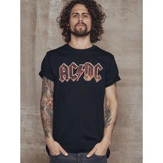 Herren T-Shirt Metal AC-DC - Voltage -, NNM, AC-DC
