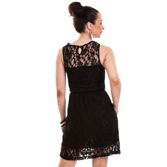 Damen Kleid Innocent lifestyle - BELLE - SCHWARZ - POI332