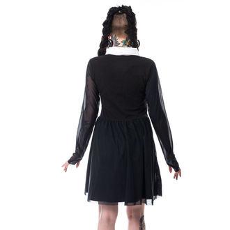 Damen Kleid Heartless - WEDNESDAY - SCHWARZ, HEARTLESS