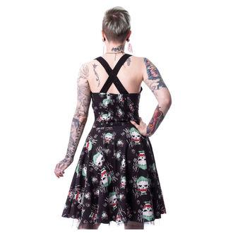 Damen Kleid SUICIDE SQUAD - JOKER HAHA - SCHWARZ