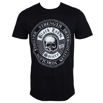 Herren T-Shirt Metal Black Label Society - STRENGTH - PLASTIC HEAD, PLASTIC HEAD, Black Label Society