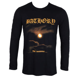 Herren Longsleeve Metal Bathory - THE RETURN... - PLASTIC HEAD, PLASTIC HEAD, Bathory