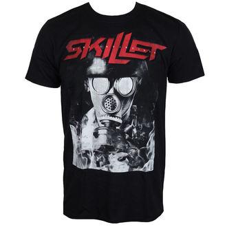 Herren T-Shirt Metal Skillet - MASK - PLASTIC HEAD, PLASTIC HEAD, Skillet