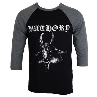 Herren 3/4 Arm Shirt Bathory - GOAT - PLASTIC HEAD, PLASTIC HEAD, Bathory