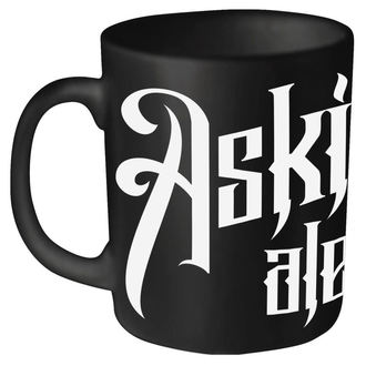 Tasse ASKING ALEXANDRIA - SPADE SKULL - PLASTIC HEAD, PLASTIC HEAD, Asking Alexandria