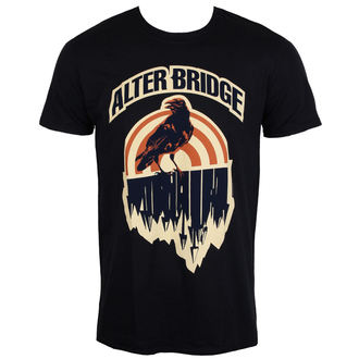 Herren T-Shirt Metal Alter Bridge - BLACK CROW - PLASTIC HEAD, PLASTIC HEAD, Alter Bridge