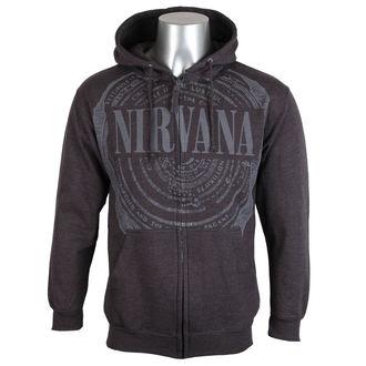 Herren Hoodie Nirvana - CIRCLES - PLASTIC HEAD, PLASTIC HEAD, Nirvana