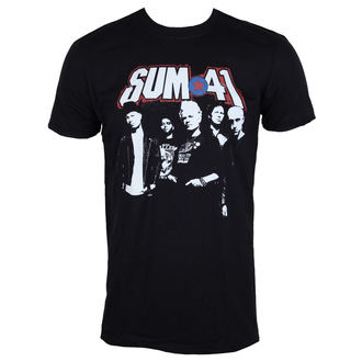 Herren T-Shirt Metal Sum 41 - PHOTO PORTRAIT - PLASTIC HEAD, PLASTIC HEAD, Sum 41