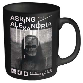 Tasse ASKING ALEXANDRIA - THE BLACK - PLASTIC HEAD, PLASTIC HEAD, Asking Alexandria