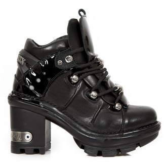 Damen Punk Boots - CRUST NEGRO CHAROL NEGRO NEOTYRE - NEW ROCK, NEW ROCK