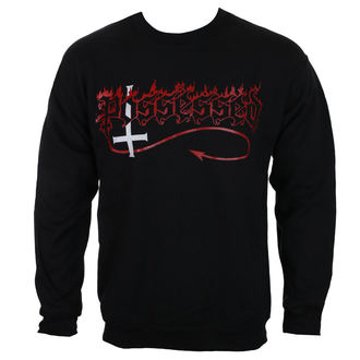 Herren Sweatshirt Possessed - Logo - MASSACRE RECORDS, MASSACRE RECORDS, Possessed