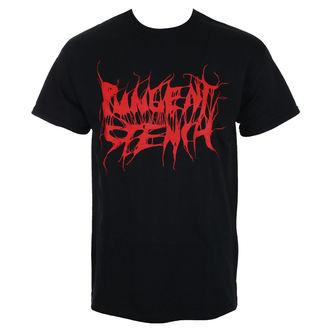 Herren T-Shirt Metal Pungent Stench - Logo - MASSACRE RECORDS, MASSACRE RECORDS, Pungent Stench