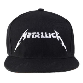 Cap Metallica - Hardwired - Schwarz, NNM, Metallica