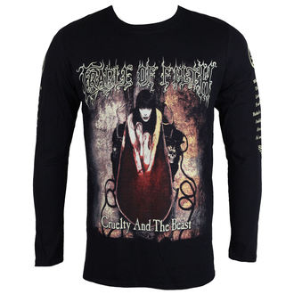 Herren Longsleeve Metal Cradle of Filth - CRUELTY AND THE BEAST - RAZAMATAZ, RAZAMATAZ, Cradle of Filth