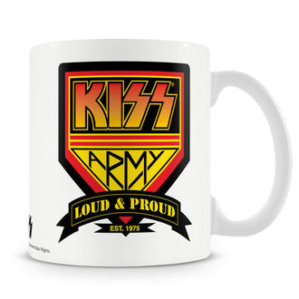 Tasse KISS - Army - HYBRIS, HYBRIS, Kiss