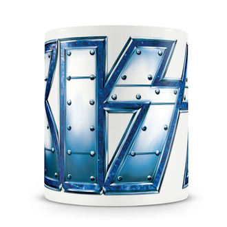 Tasse KISS - Metal Logo - HYBRIS, HYBRIS, Kiss