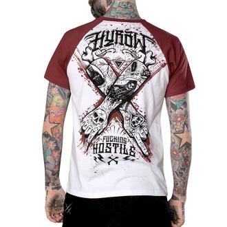 Herren T-Shirt Hardcore - HOSTILE - HYRAW, HYRAW