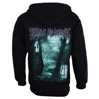 Herren Hoodie Cradle of Filth - DUSK AND HER EMBRACE - RAZAMATAZ, RAZAMATAZ, Cradle of Filth