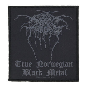 Aufnäher DARKTHRONE - TRUE NORWEGIAN BLACK METAL - RAZAMATAZ, RAZAMATAZ, Darkthrone