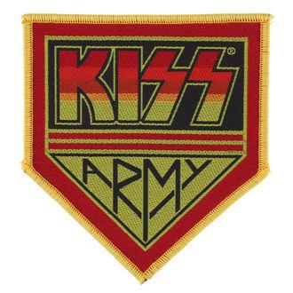 Aufnäher KISS - KISS ARMY BADGE - RAZAMATAZ, RAZAMATAZ, Kiss