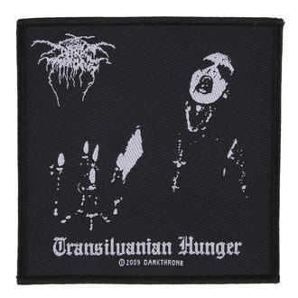 Aufnäher DARKTHRONE - TRANSILVANIAN HUNGER - RAZAMATAZ, RAZAMATAZ, Darkthrone