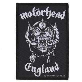 Aufnäher Motörhead - ENGLAND - RAZAMATAZ - SP2482