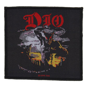 Aufnäher DIO - HOLY DIVER/MURRAY - RAZAMATAZ, RAZAMATAZ, Dio