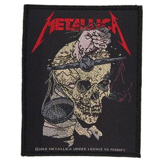 Aufnäher METALLICA - HARVESTER OF SORROW - RAZAMATAZ, RAZAMATAZ, Metallica