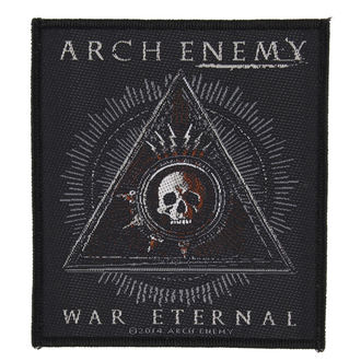 Aufnäher ARCH ENEMY - THIS IS FUCKING WAR - RAZAMATAZ, RAZAMATAZ, Arch Enemy