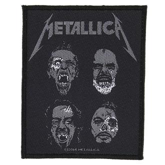 Aufnäher METALLICA - UNDEAD - RAZAMATAZ, RAZAMATAZ, Metallica