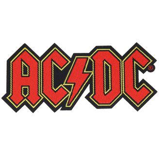 Aufnäher AC / DC - LOGO CUT-OUT - RAZAMATAZ, RAZAMATAZ, AC-DC