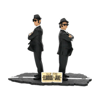 Figur Blues Brothers - Jake & Elwood, NNM, Blues Brothers