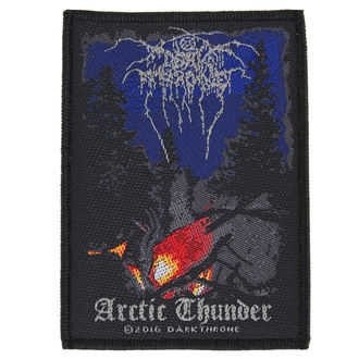 Aufnäher DARKTHRONE - ARCTIC THUNDER - RAZAMATAZ, RAZAMATAZ, Darkthrone