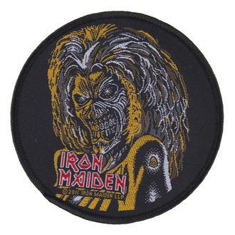 Aufnäher IRON MAIDEN - KILLERS FACE - RAZAMATAZ, RAZAMATAZ, Iron Maiden