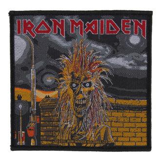 Aufnäher IRON MAIDEN - IRON MAIDEN - RAZAMATAZ, RAZAMATAZ, Iron Maiden