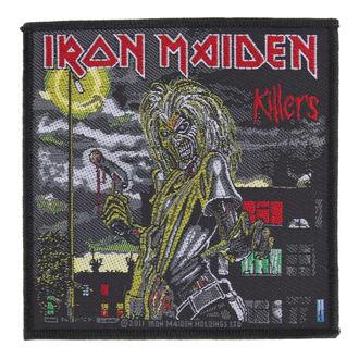 Aufnäher IRON MAIDEN - KILLERS - RAZAMATAZ, RAZAMATAZ, Iron Maiden